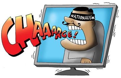 So what is your Nationalism Quotient?