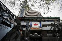 Sensex posts best fiscal-year gain since 2009-10