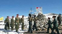 PLA conducts military drill amid stand-off in Doklam