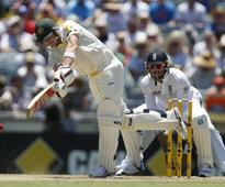 Smith rescues Australia with first century at home