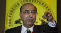 Send Pak envoy Abdul Basit back to Islamabad in 24 hours: Shiv Sena