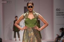 AIFW 2015: Designers bring on the wild, military inspired fashion