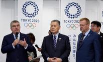 IOC chief ducks Korea row in Tokyo 2020 visit