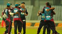 Barisal win a stunner on Emrit