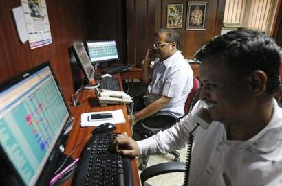 Sensex rises 205 points at close, up for 3rd day