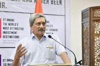 We may do what we could not do in Bofors: Parrikar on Agusta deal