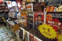Thousands protest in Hong Kong over missing publishers; booksellers worried