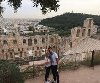 Novak Djokovic and Girlfriend Jelena Ristic Expecting their First Child [PHOTOS]