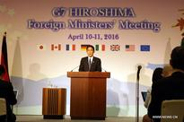 G7 foreign ministers agree to strengthen cooperation