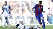 Neymar could be next Lionel Messi, says Barcelona's Ivan Rakitic