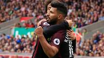 Aguero return lifts Manchester City