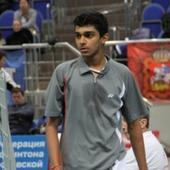 Arjun MR, Ramchandran Shlok win men's doubles title at Iran Fajr Badminton Tournament