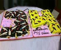 Ranchi celebrates Dhoni's 34th!