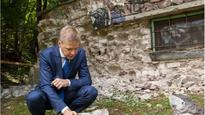 Lithuanian mayor dismantles building made from Jewish headstones