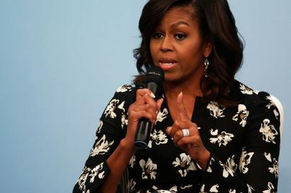 Clinton 'absolutely ready' to be commander-in-chief: Michelle