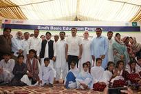 USAID breaks ground on Qambar Shahdadkot School