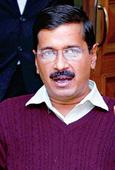 Krantikari Kejriwal, made in TV studio