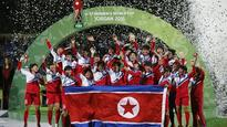 Korea DPR crowned as Japan pay the penalty