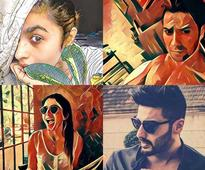 Celebs are obsessed with Prisma and you can't blame them