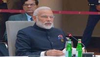BRICS must show leadership on terrorism and global economy:PM Modi