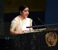 Sushma Swaraj calls out 'export factory of terror' as India-Pakistan trade barbs at UNGA