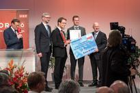 AV Stumpfl wins Upper Austrian Award of Innovation