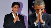 Shah Rukh Khan to US President Barack Obama: Next time Chaiyya Chaiyya for sure