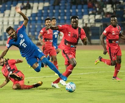 I-League: Minerva hold Bengaluru FC; Chennai win