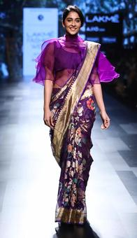 #Navratri: How to be a head turner in PURPLE on Navami