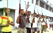 UP Assembly polls: SP sees saffron in Bajrang Dal's mock Ayodhya drill