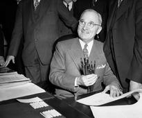 We should be so lucky to get Harry Truman