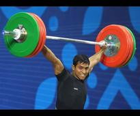 Union Minister Dharmendra Pradhan congratulated star weightlifter K Ravikumar
