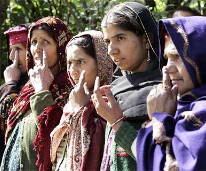 LS polls: Women voters outshine men in 5 states