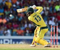 Wade helps Australia set Windies stubborn target