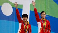 Rio 2016: Chinese diver Wu Minxia creates history after winning gold