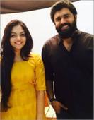 Ahaana Krishna with Nivin Pauly