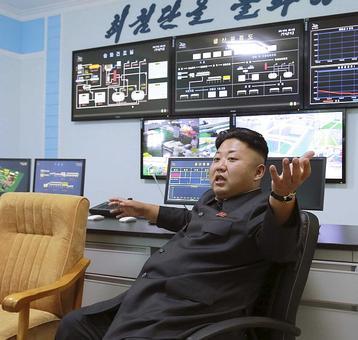Is Kim Jong-un planning for war?