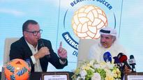 New-look UAE ready for stern challenge in Beach Soccer Cup
