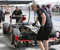 Lotus hope new chassis will boost Grosjean