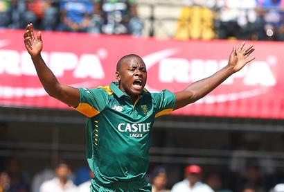 Rabada to replace injured Steyn for South Africa