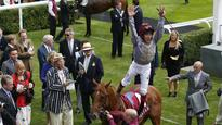 Galileo Gold lands 2000 Guineas