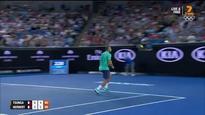 Nishikori, Tsonga up for Aust Open battle (AAP)