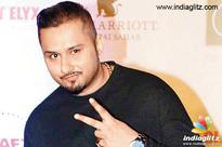 Honey Singh learning drums and flute