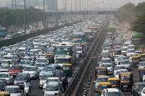 Delhi witnesses traffic chaos as protesting cab drivers block major roads