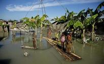 Central Government Team Visits Assam To Assess Flood Damage
