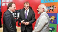 Take one step, we'll take two: Modi's message to the world at 'Make in India' launch