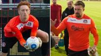 Tom McHale and Martin Rice: Truro City boss faces tough goalkeeper choice