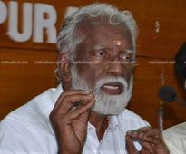 Govt trying to protect plantation owners: Kummanam