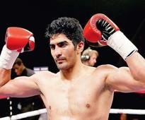 Vijender Singh's bout postponed to March