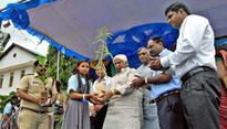 Exhibition of plant species begins